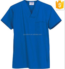 Unisex Medical Nursing Uniform Scrubs Top & Shirt OEM custom style