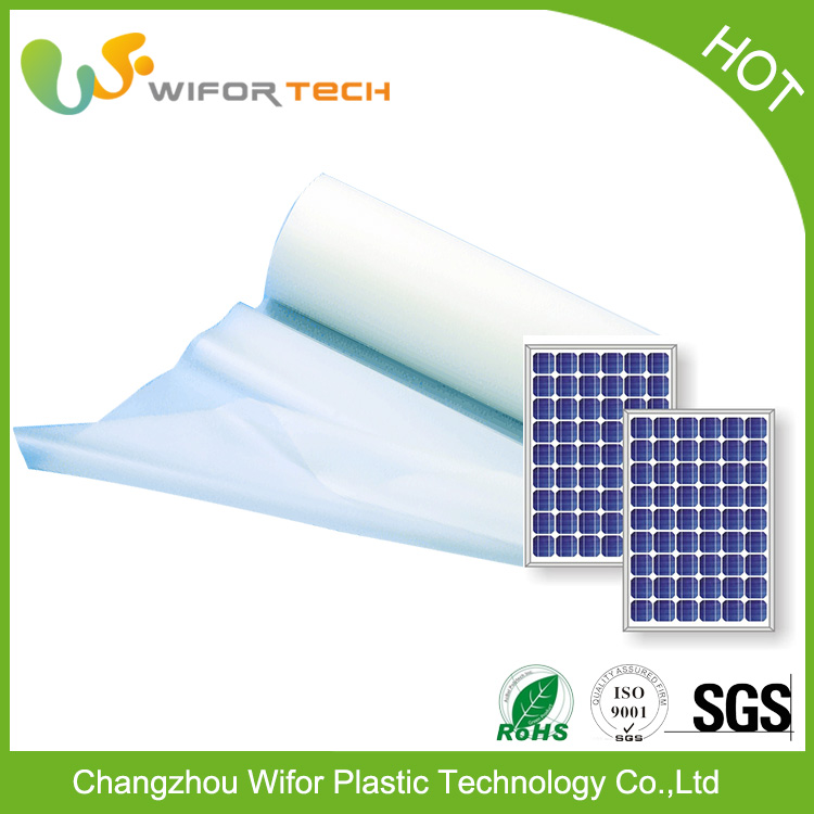High Transparent Laminating EVA Thin Film for Solar Module, Solar tint Film