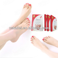 GMPC factory OEM remove odor foot mask