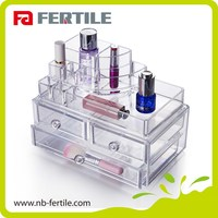 FERTILE competitive price clear beauty cosmetic shop furniture