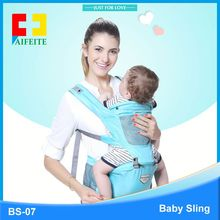 Alibaba gold supplier round aluminum sling rings for new born baby carrier slings with SGS certification