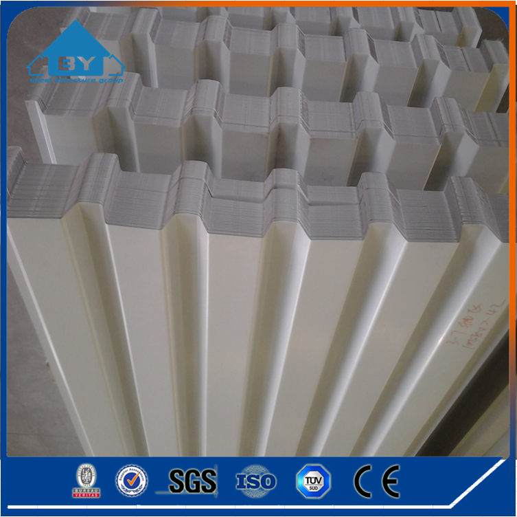 Low Price Steel Structure Building Galvanized Steel Floor Decking Sheet