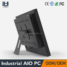 21.5 1920*1080 HD i7 touch screen desktop laptop computer all in one pc