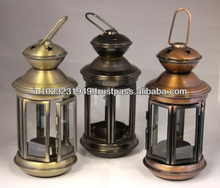 small antique finished candle lantern sp-109
