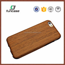 Wholesale bamboo cell phone case bamboo phone case wood cover case for iphone 6