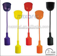 fancy design plastic pendnat light with low price from Dasher