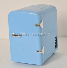 4L car fridge/thermo electric car cooler box