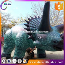 inflatable cartoon dragon