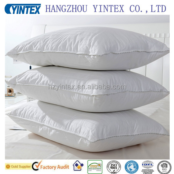 Yintex-New Patent design Duck Down bulk pillow cases