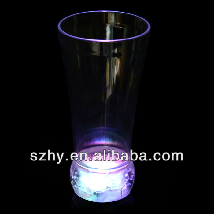 12oz LED light up drinking glasses