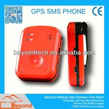 Beyond Wrist Watch Home&Yard Fall Monitor with GSM SMS GPS Safety Features