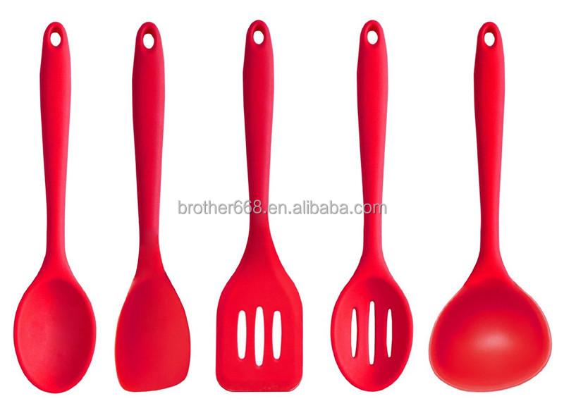 Venta al por mayor utensilios de cocina indigenas compre - Utensilios de cocina de silicona ...