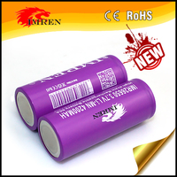 Vapor mod IMREN 26650 4200mah 60a 3.7V rechargeable battery for 26650 Brick House BOX mod