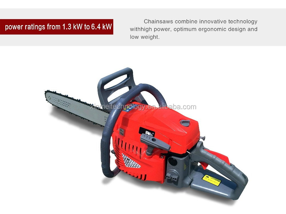 Gasoline chainsaw for agriculture and horticulture