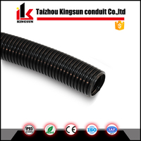 Bright Surface PE Plastic Flexible Conduit