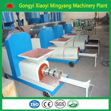 2016 Eco-friendly small wood biomass briquette charcoal making machinery