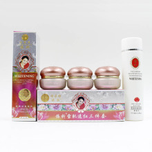 Yiqi Anti UV Herbal Skin Whitening Cream for Freckle Removal Gold Cover