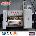 Hebei xulin Automatic ink corrugated carton box production line printer slotter