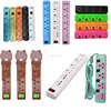 Universal extension socket power strip Universal extension socket power strip 3 outlets +2 USBcharging ports