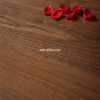 select black walnut wood paneling / wood parquet flooring for sale