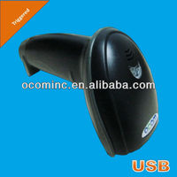 Scanner gps barcode with memory with USB,RS232,PS/2 good perfamance and long range(OCBS-W800)
