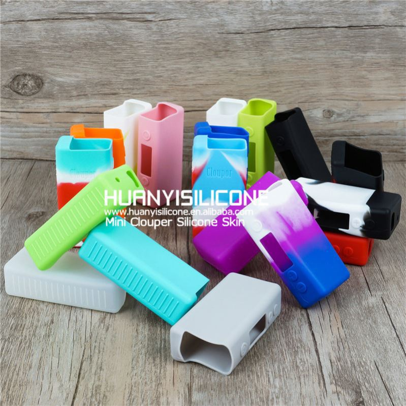 Factory made original iPv d3 TC iPv D3 mod,iPv d3 silicone case/skin/sleeve/cover/enclosure/wrap/sticker standard 19 colors