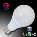 A19 led bulb light 12w 80Ra , high energy saving led bulb e27 CE ROHS FCC PSE listed