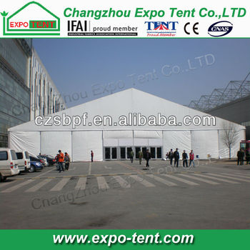 15*40m large exhibition tent clear span exhibition tents