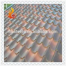 sheet metal roof sale/flexible waterproofing roof sheet