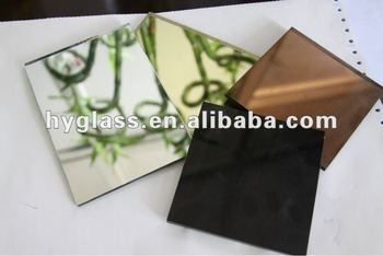 3-10mm Colored mirror, tinted mirror, decorative mirror