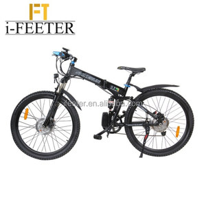 factory price 36v strong electric mountain bike folding e bike for uk italy germany