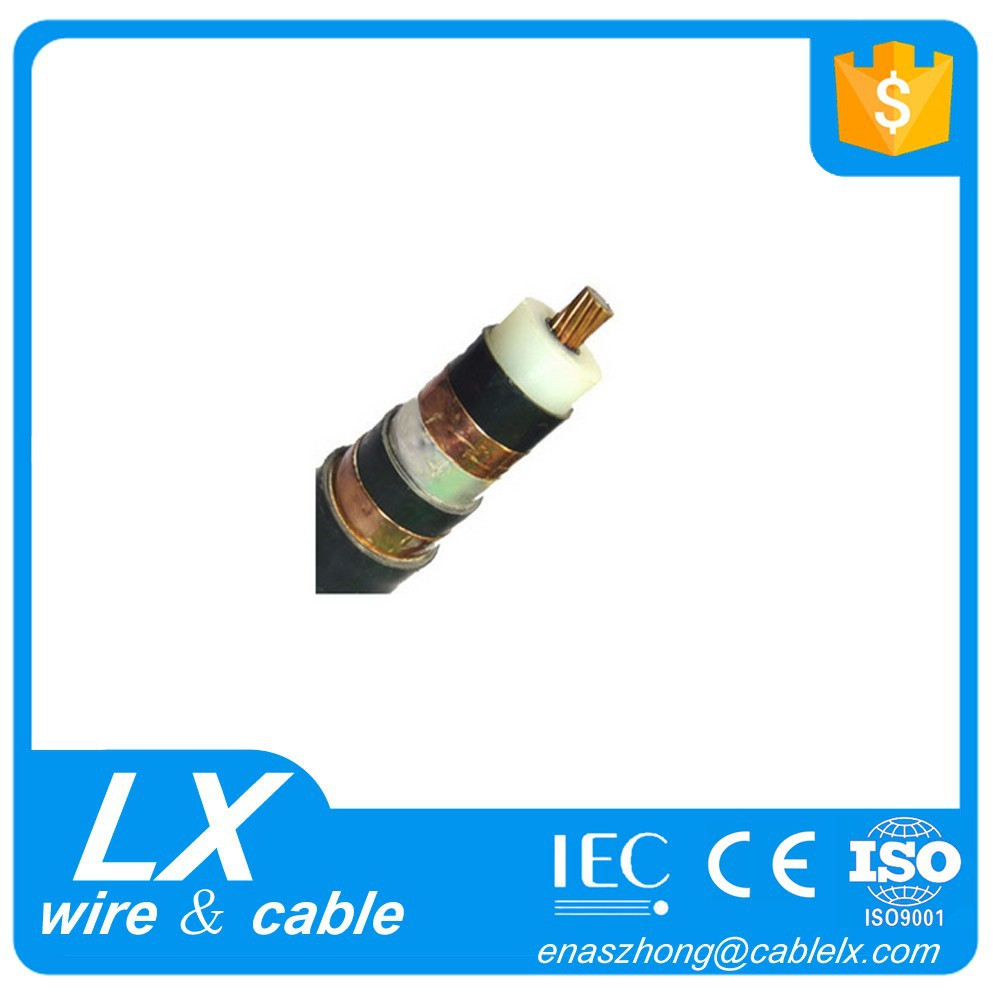 1x150mm2 Power Cable Electrical Cable Specifications