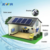 Foshan manufacturer 6KW off grid solar system with mono solar panel 300W /inverter controller/battery