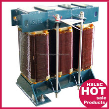 3 phase line power inductor 200uH for load banks
