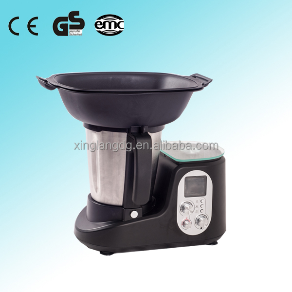 kitchen machine supplies cooking robot & health food processor machine