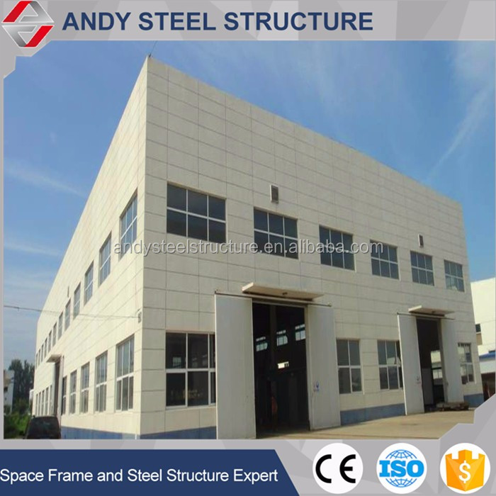 High Rise Prefabricated Steel Structure Residential Building for sale