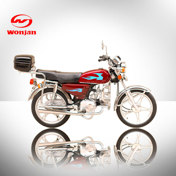 70cc Street Bike WJ50 with EEC certification