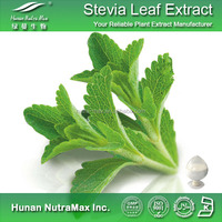 Natural China Supplier Sweetener Stevia Extract/Steviosides Reb.A Steviol glycoside