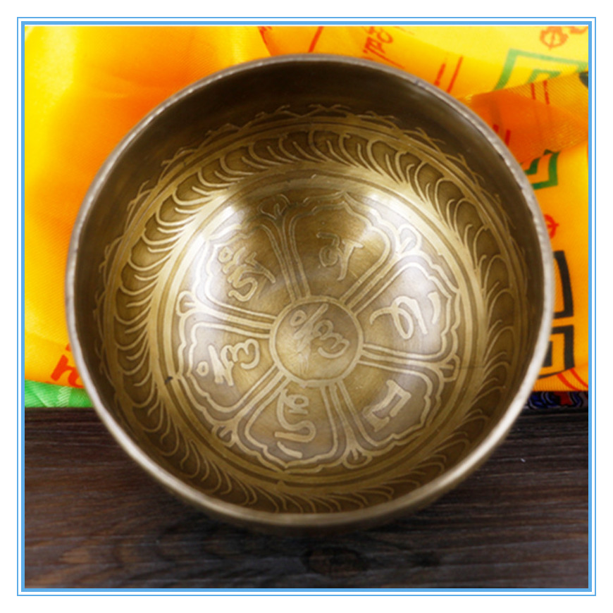 symbolic himalayan singing bowl
