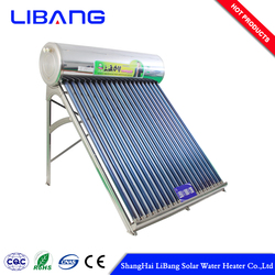 Low price pool heat pipe solar collector