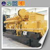 600kw high efficient small gas turbine engine powered factory china generator price