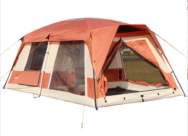 8 Persons Luxury Family Cabin Tent Manufacturer
