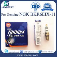 iridium Spark plug For Genuine NGK BKR6EIX-11 Iridium POWER Spark Plug VW101000047AC For European market