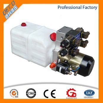 015best price China 12V DC hydraulic power units/ hydraulic power pack for sale