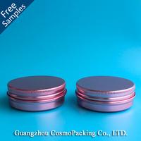 1 oz Round Aluminum Tin,Aluminum can with Lid