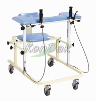 Factory price old people walker handicapped rollator equipment