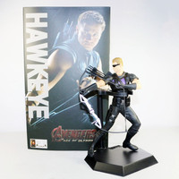 "New Marvel Legends Assemble Hawkeye 22cm/8.7"" By Crazy Toys Action Figure"