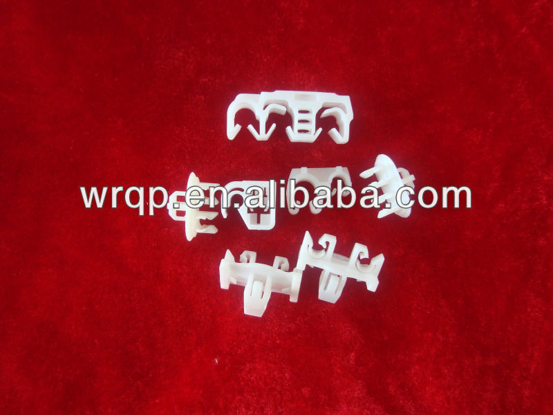 plastic pipe clamps clips for car