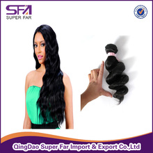 7A cheap raw unprocessed brazilian hair fashion style loose body wave wholesale high quality brazilian virgin hair