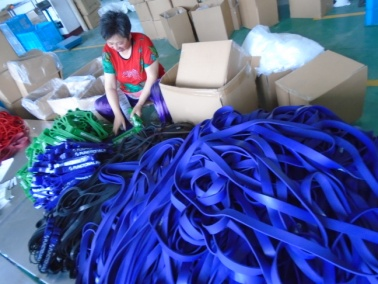 Packing (Latex Resistance Band/Loop, Fitness Tubing)
